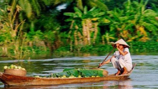 ALONG MEKONG DELTA TO CAMBODIA