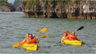 2DAYS 1 NIGHT ESCAPE TO LEGENDARY HALONG BAY WITH CALYPSO