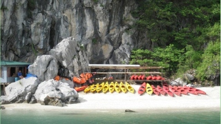2 DAYS 1 NIGHT HALONG CRUISE ON INDOCHINA SAILS
