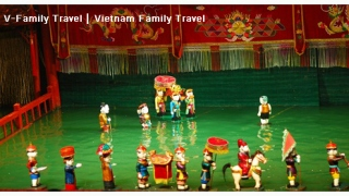 5 DAYS 4 NIGHTS VIETNAM FAMILY TOUR WITH KIDS IN HANOI