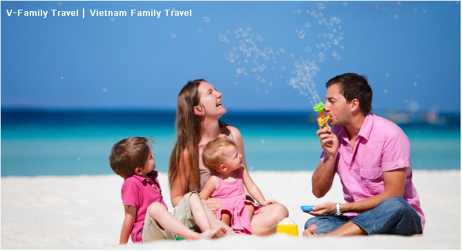 5 DAYS 4 NIGHTS VIETNAM FAMILY TOUR WITH KIDS IN HO CHI MINH CITY