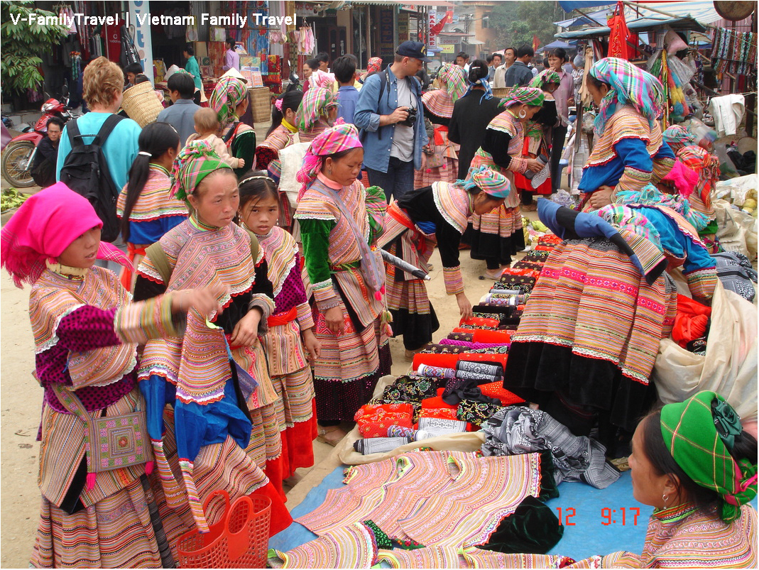 18 DAYS 17 NIGHTS VIETNAM FAMILY TOUR AT A LIFE TIME  FROM HANOI