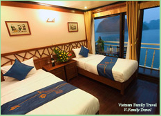 3 DAYS 2 NIGHTS HALONG CRUISE ON GRAYLINE CRUISES